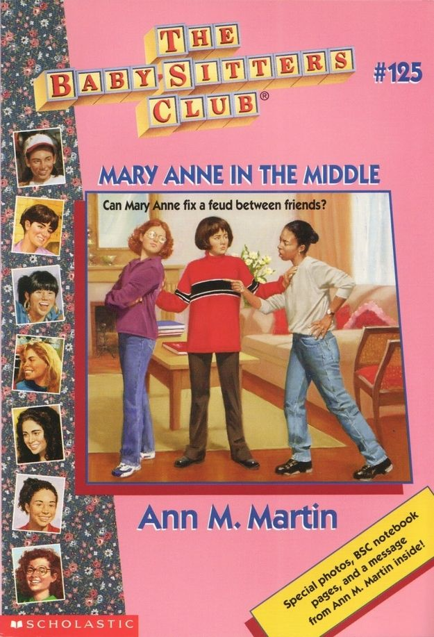 41 best babysitters club