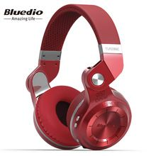 Bluedio T2S(Shooting Brake) Bluetooth stereo headphones wireless headphones Bluetooth 4.1 headset over the Ear headphones(China (Mainland))