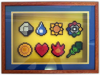 Mostrador de medallas pokemon DIY | La Guarida Geek