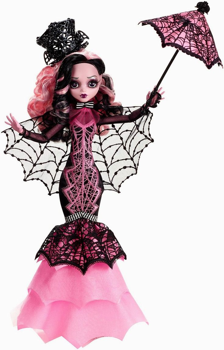 All about Monster High: Collector Draculaura doll