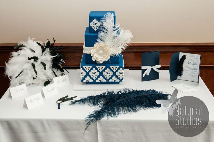 Wedding Cake, Invites, Name cards