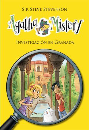 La seríe de aventuras de Agatha Mistery y sus libros de misterios de la editorial La Galera.