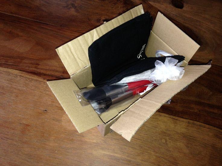 Pakke fra Nilens Jord #nilensjorddk