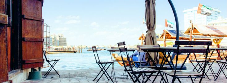 Creekside, Dubai | Open Skies Article | Open Skies | The Emirates Experience