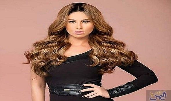 مشاركة مي سليم في Long Hair Styles Egyptian Actress Beauty
