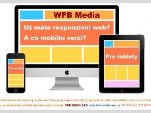 Tvorba moderních webových stránek.