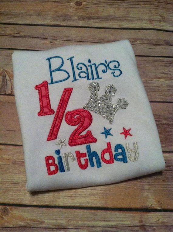 Princess Half Birthday........ Happy Bithay 6 by toodlestots