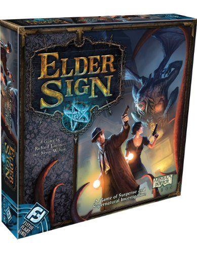 Elder Sign (cooperative fantasy board game)