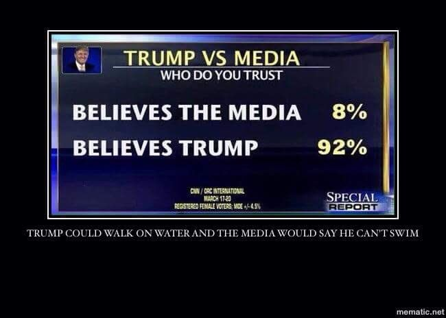 Very interesting. They won't report that on CNN, NBC, or any liberal news station.