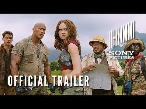 JUMANJI: WELCOME TO THE JUNGLE - (December 2017) Official Trailer #2 -- Starring Dwayne Johnson Jack Black Kevin Hart Karen Gillan Nick Jonas Bobby Cannavale -- For two decades it went untouched. But the game always finds a way. Watch the new #JUMANJI trailer now and don't miss it in theaters this Christmas! | Sony Pictures Entertainment