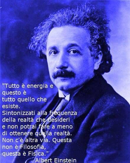 Pensa positivo... come A.Einstein