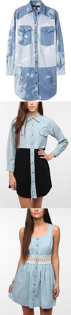Одежда из джинсы своими руками фото