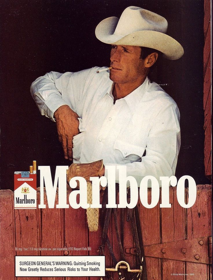 Marlboro Man 1988
