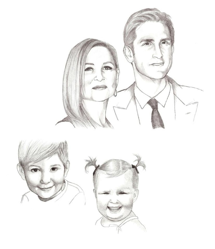 Jessica Capshaw, @Christopher Gavigan , Luke and Eve | By ...