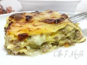 Lasagna asparagi e prosciutto, ricetta italiana | Oltre le MarcheOltre le Marche