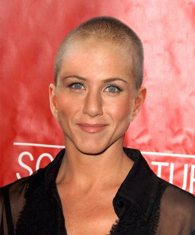 Jennifer Aniston: BALD (in Fake Facebook Photo)! Published December 26, 2013 | By VladanGolubovic | Edit   Jennifer Aniston fans everywh... http://celebrityreviews.tk/2013/12/26/jennifer-aniston-bald-in-fake-facebook-photo/