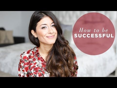 How To Be Successful In other words, stop comparing yourself to people! And stop feeling sorry for yourself!