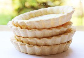 Aluatul perfect pentru tarte dulci - Desert De Casa - Mara Popa