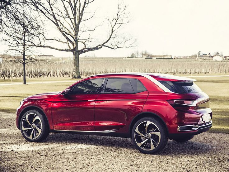 Suv-ul Citroen DS va fi disponibil si in Europa