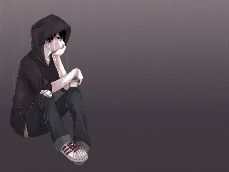 Alone boy wallpaper 25 pinterest emo wallpaper anime google search voltagebd Gallery