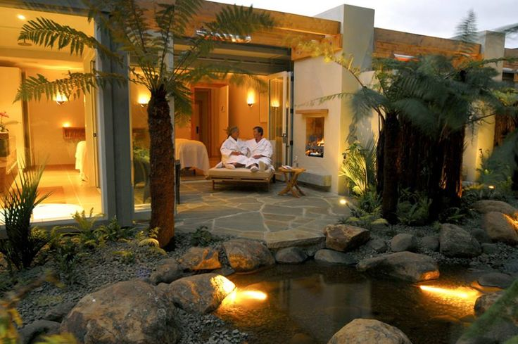 The Lodge and Spa at Kauri Cliffs, North Island, New Zealand