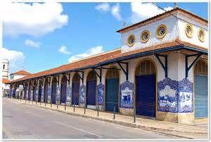 Mercado de Santarem, Portugal