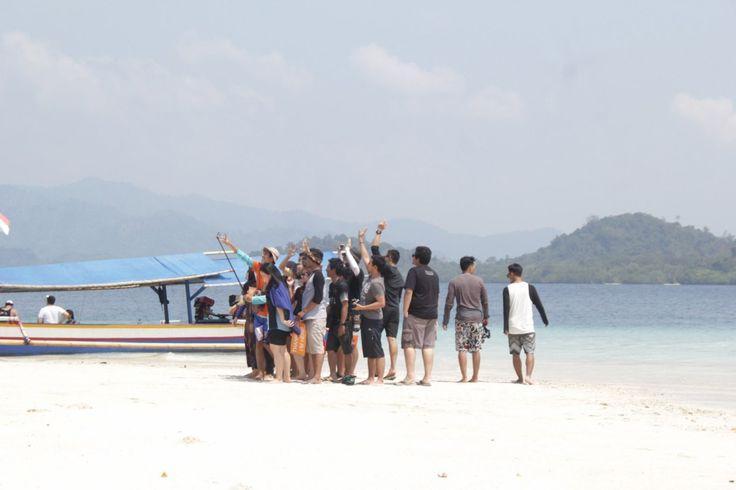 Exotic Pahawang Island Tour 16-18 Okt