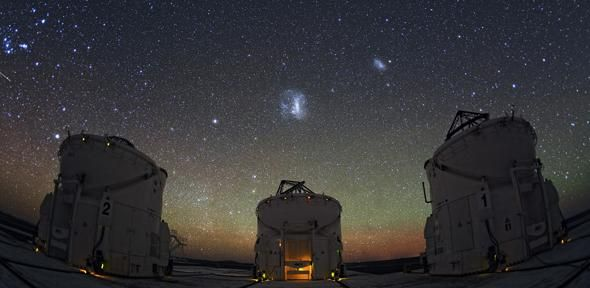 A team of astronomers from the University of Cambridge have identified nine new dwarf satellites orbiting the Milky Way, the largest number ever discovered at once.