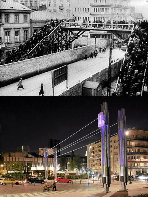 #Warsaw Ghetto / http://en.wikipedia.org/wiki/Warsaw_Ghetto / thanks to Warszawa Nieznana - http://www.facebook.com/photo.php?fbid=10151326670097093=a.315735347092.156005.315289652092=1