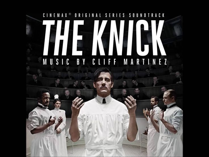 Cliff Martinez - Son of Placenta Previa (The Knick Cinemax Original Seri...