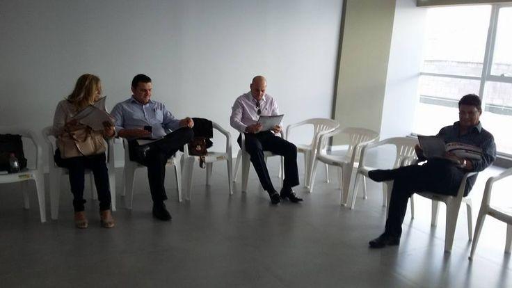 14-08-2015 BSB - discussões pauta de trabalho Comissão para implementação da ANAFAU