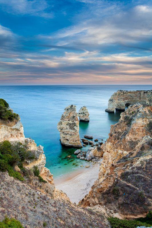 Algarve - Landscape,  Portugal by Luis Godinho