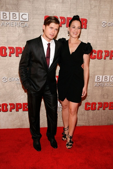 "Tom Weston-Jones &  Franka Potente:  ""Copper"" New York Premiere"