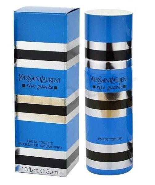 Rive Gauche Perfume 50 ml EDT 1.6 - 1.7 oz By YVES SAINT LAURENT FOR WOMEN #YvesSaintLaurent