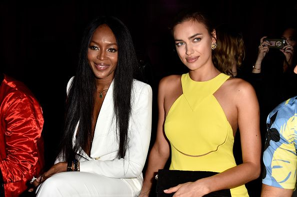 """Naomi Campbell and Bradley Cooper have been sparking specualtions that the """"Limitless' Actor"""" is finally over and done with GF Irina Shayk."""