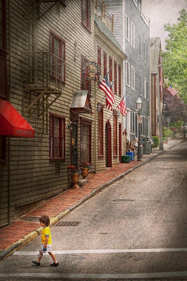City Rhode Island Newport