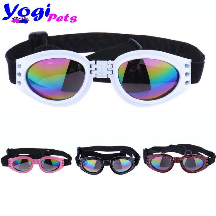 4 Colors foldable Pet Dog glasses Dog Protection Goggles UV Sunglasses  #jewelry #silver #animal