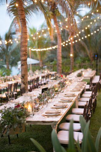 Lori & Kaci | Hacienda Corazon - Pool & Garden | Mexican Wedding, Riviera Maya, Hacienda Wedding, Beach Wedding, Destination Wedding, Hacienda del Mar, Hacienda Corazon, Puerto Aventuras, Vintage Wedding, Mexico