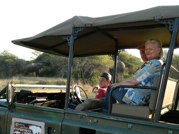 Koedoesrus Bushcamp | Dinokeng | Gauteng. Get up close and personal to magnificent wildlife during a game drive in @Dinokeng Game Reserve. Here's one of the accommodation options: http://bit.ly/1ENknrh Image credit: Koedoesrus Bushcamp