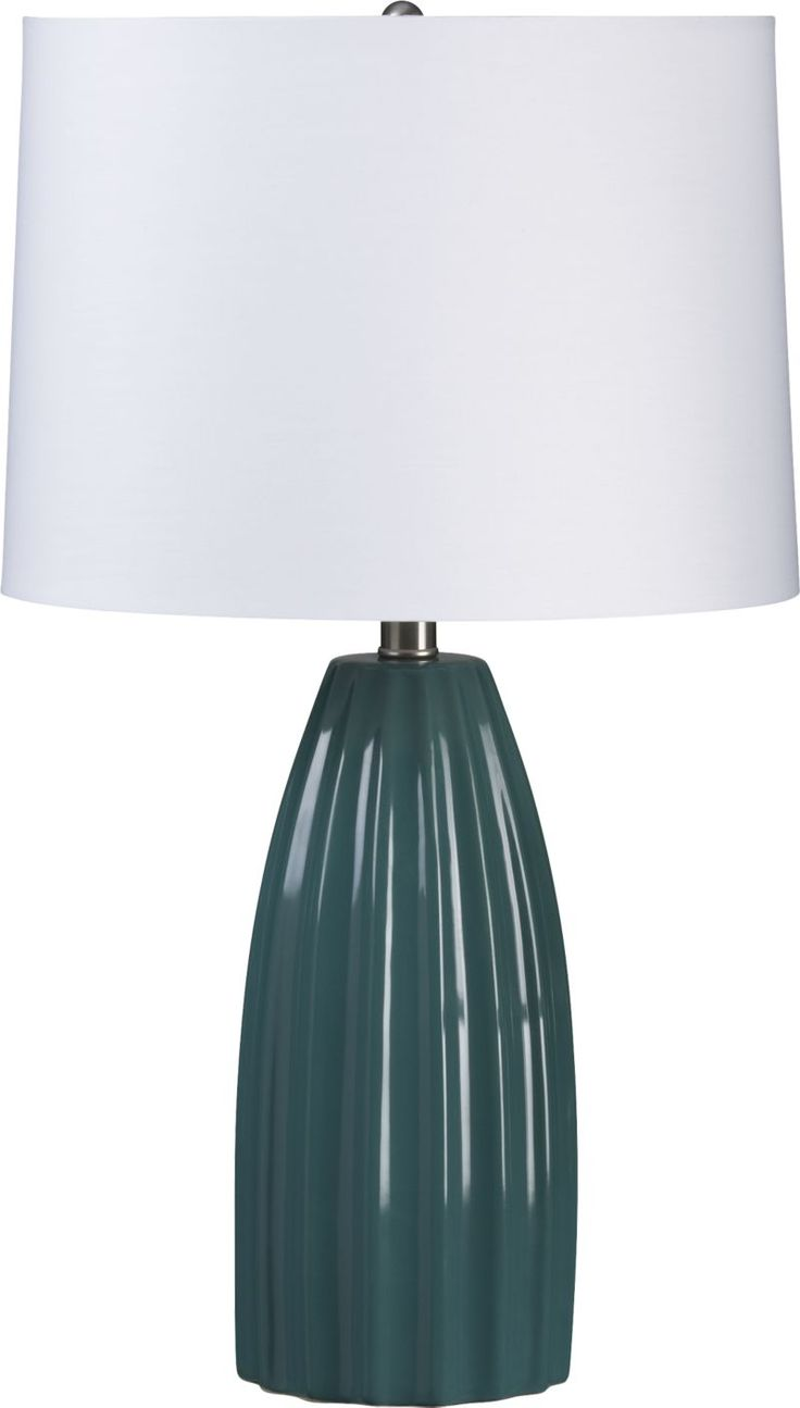 Best 25+ Teal table lamps ideas on Pinterest | Table lamp, Bedside ...