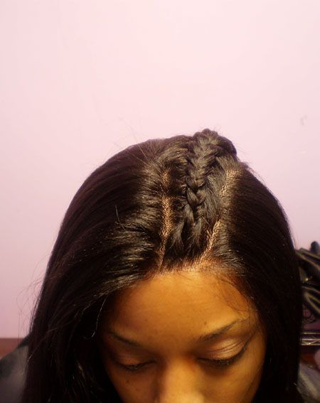 A Natural Hair Styles