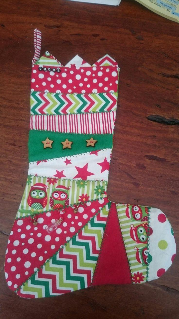 Stocking for Lucas