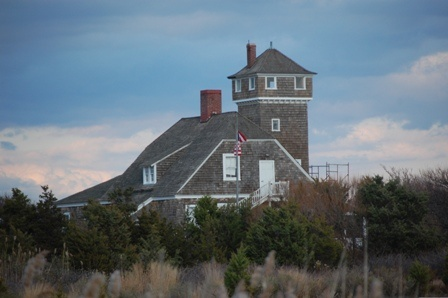 Sandy Hook, New Jersey - I remember seeing this building as a child and knowing we were only minutes from parking and the being on the BEACH!