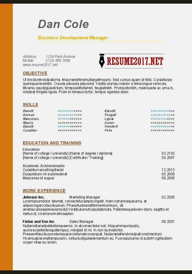 308 best resume examples images on Pinterest Sample html - military resume example