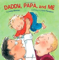 Daddy, Papa and Me: Book or children about #gayparenting