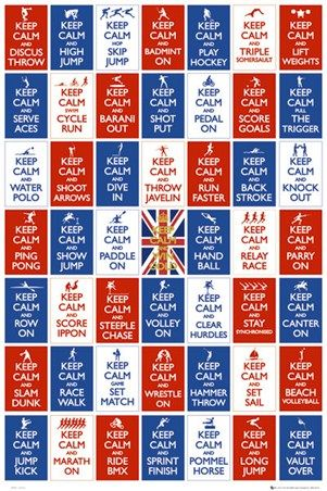Keep Calm and...London 2012