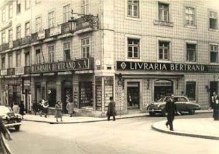 Livraria Bertrand Rua Garret, 73