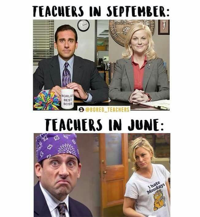 Image result for June Teacher memes