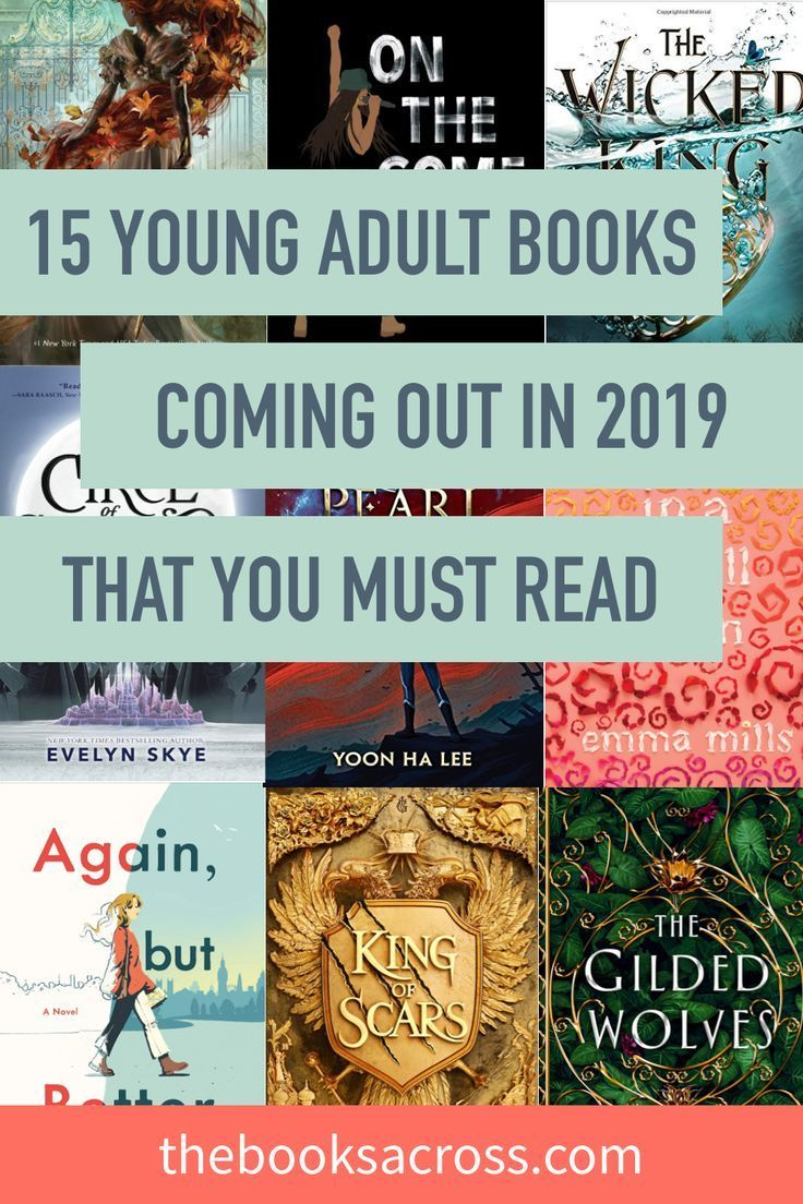 15 Best Young Adult Books Of 2019 Books Up And Coming