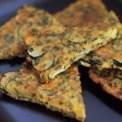 Try the Cheddar and Vegetable Frittata Recipe on Williams-Sonoma.com
